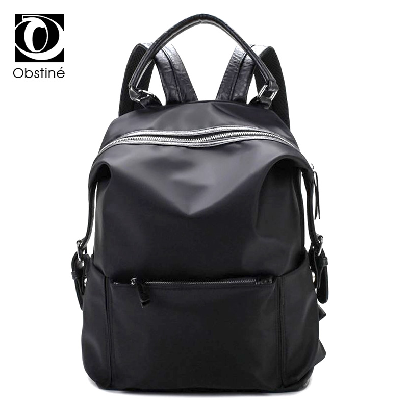 fashion oxford waterproof military backpack women laptop backpacks large school bags for teenagers girls big travel bagpack bag tcttt new 2016 travel bag women laptop backpacks girl brand rivet backpack fashion chains knapsack school bags for teenagers