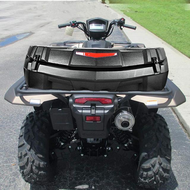 KEMIMOTO UTV ATV черный багажник задний ящик для хранения груза для Can Am Maverick X3 2013-2019 Outlander MAX 450 500 Renegade 500 2015