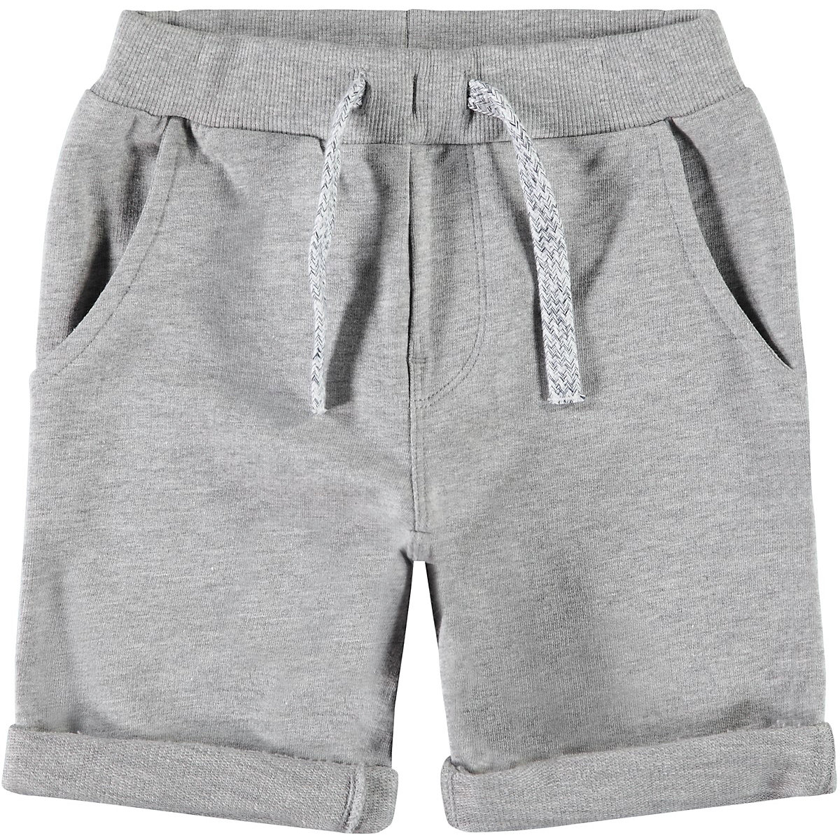 NAME IT Shorts 10623675 for boys and girls child sport for teenagers clothes Cotton Elastic Waist Boys