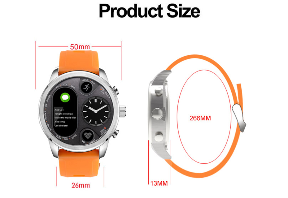 COLMI T3 Sport Hybrid Smart watch Stainless Steel Fitness Activity Tracking IP68 Waterproof Standby 15 Days BRIM Smartwatch 11