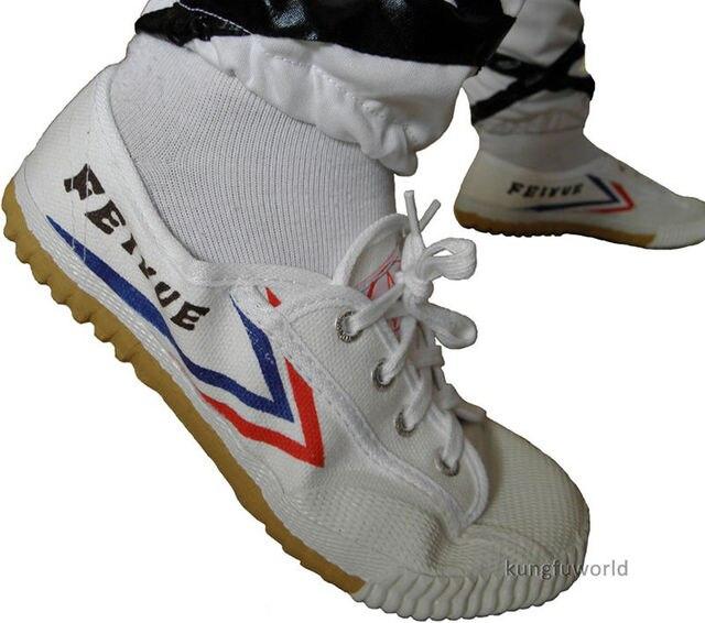 ce79c693a Popular Shaolin Kung fu Feiyue Shoes Martial arts Tai chi Taekwondo Wushu Karate  Footwear Sports Training Sneakers