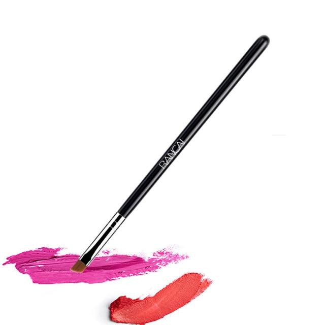 RANCAI Professional 1pcs Angled Eyebrow brush Eye Brow Eyes Makeup Brushes Synthetic Hair Cosmetics Beauty Essentials Tools Kit 4