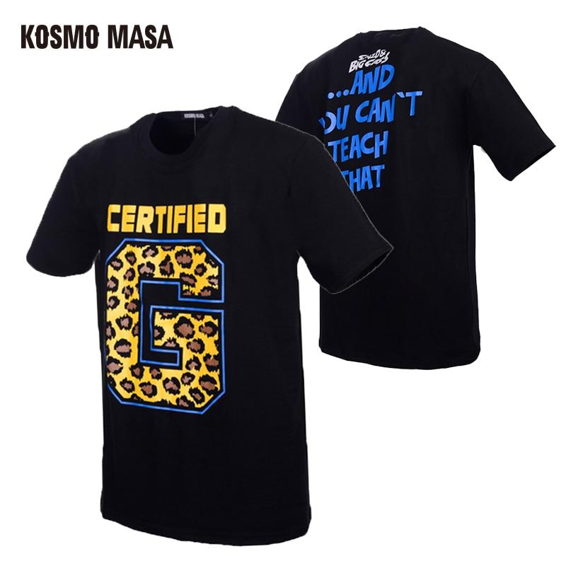 KOSMO MASA 2017 Wrestling Certified G Men's T-Shirt Cotton Cena Dean Ambrose Tee Many Different Styles Hip Hop T Shirts MC0190