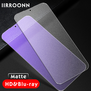 Image 5 - 2Pcs/lot Matte Tempered Glass For Xiaomi Mi 9 SE se Screen Protector For xiaomi 9SE 6D Anti blue Light Tempered Glass on mi 9 se