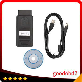 цена на Professional MPPS V16 Can Flasher ECU Chip Tuning MPPS V16.1.02 for EDC15 EDC16 EDC17 Inkl CHECKSUM Read And Write Memory