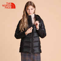The North Face Grey Goose Down Jacket Thermal Comfortable Hooded Coats Outdoor Sports Casual Windproof Waterproof Clothes 3KTL