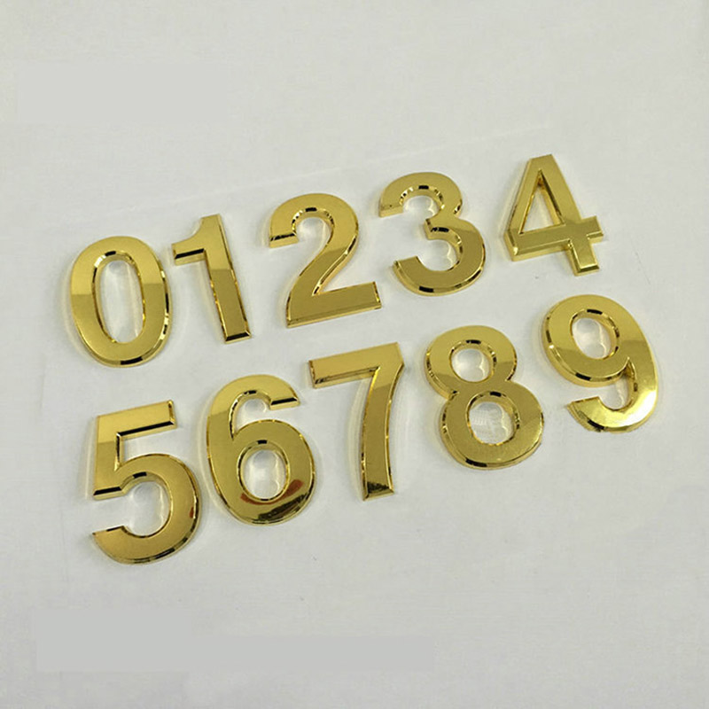 online buy wholesale house numbers and letters from china With cheap house numbers and letters