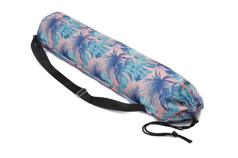 Ropa De Hombre Useful Sgodde 16x75cm Yoga Bag Waterproof Canvas Outdoor Fitness Sports Handbag Multi-function Bag Sport Exercise Gym Fitness Yoga Mats