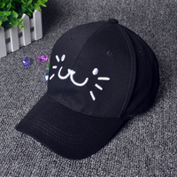 New Take Care Of My Cat Snapback Adjustable Hat White Okay Letter Cap For Leisure Outdoor