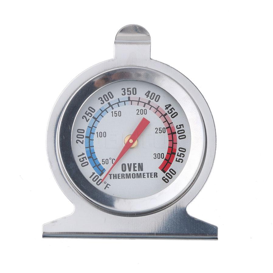 1 pc thermomètre à cadran four maison alimentaire viande température stand up acier inoxydable jauge gage