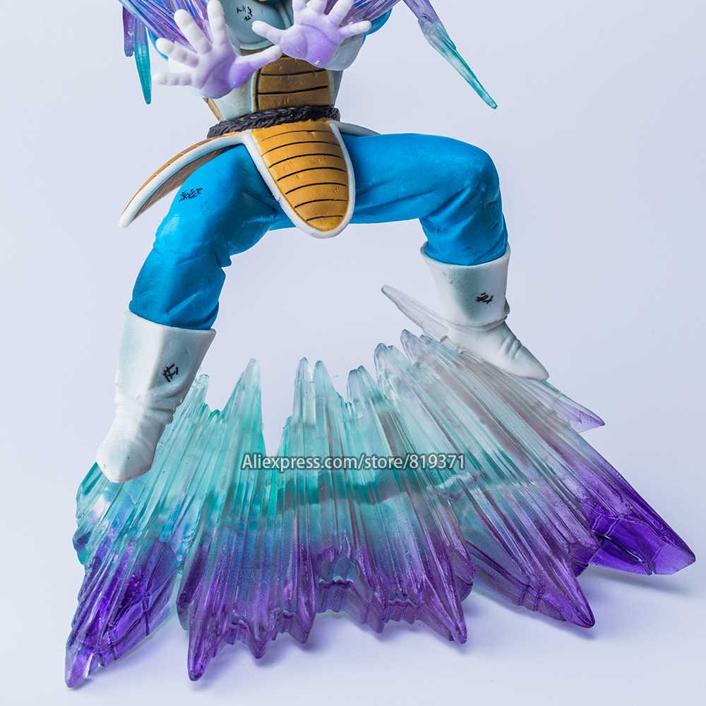 Dragonball modelo saiyan príncipe vegeta bandai dragon ball z anime figura estátua pvc figura de ação brinquedos bonecas juguete