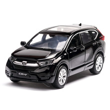 Ant 1:32 new car model ornaments large alloy simulation toy childrens decoration birthday gift