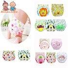6pc Baby Training Pants new /Children Study Diaper Underwear/Infant Learning Panties/Newborn Cartoon Diapers/ftrx0001