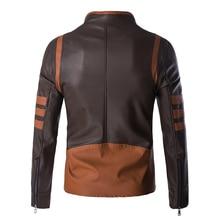 Herobiker Classical Motorcycle Jacket Men
