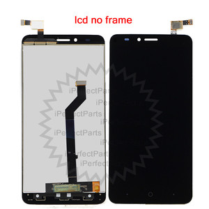 """Image 2 - 1920*1080 For 6.0"""" ZTE Blade X Max Z983 Touch Screen Digitizer Glass LCD Display Assembly With Frame Panel Replacement+tools"""