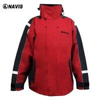 Sailing Jacke T Yachting Jacket Foul Weather Rain Wear Boat Jacket 4399 Size XL