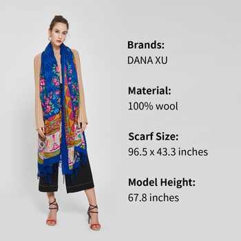2019 New Fashion Winter Scarf For Women Scarves Warm Shawls Luxury Brand Wrap Plaid Blanket Scarf Wool Cashmere Foulard Long