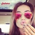 17 Cores Da Moda Hot Marca Designer Clássico Piloto de Aviação Óculos De Sol Espelho de Condução Ao Ar Livre Óculos de Sol Dos Homens Das Mulheres
