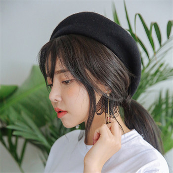 2018 Fashion Wool Beret Hat Cap Coloful Casual Street New Headware