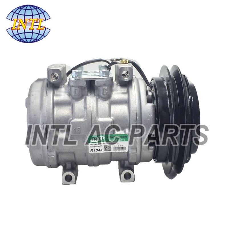 MR175654 MR175655 MR115636 10P15C auto air ac compressor for Mitsubishi Delica L300 Truck 1993 2003