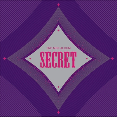 SECRET 3RD MINI ALBUM - POISON Release Date 2012-9-13 KPOP ...