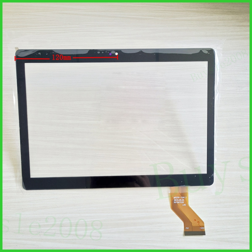 1pcs/lot New 10.1 -inch tablet touch screen display on the outside MGLCTP-10927-10617FPC digitizer panel Free shipping new 7 inch tablet pc mglctp 701271 authentic touch screen handwriting screen multi point capacitive screen external screen