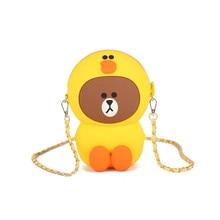 Chain Womens One Shoulder Cross-bodyMobile Phone Bag for iPhone Samsumg Huawei Xiaomi