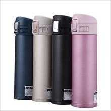 SGS Klassische Thermosflasche-schalen Edelstahl-flasche Isolierflaschen Thermoskannen garrafa termica infantil meine flasche thermo kostenloser versand