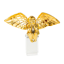 Nordic Style Cute Fat Angel Ornaments Creative Resin Crafts Decor Desktop Model Home Decoration Accessories Birthday Gifts