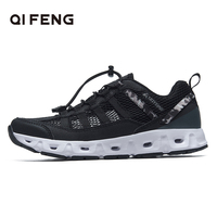 2019 Summer Sneakers Men Outdoor Beach Shoes Women Aqua Travelling Breathable Light Hiking Shoes Water Sports Training Footwear
