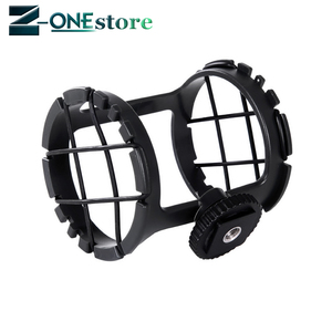"""Image 2 - BOYA BY C03 Camera Shoe Shockmount for Microphones 1"""" to 2"""" in Diameter (Fits the Zoom H1)"""