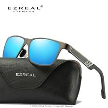 EZREL Arrival Brand Polarized Sunglasses Men/Women Brand Designer Male Vintage Sun Glasses gafas oculos de sol masculino 6560