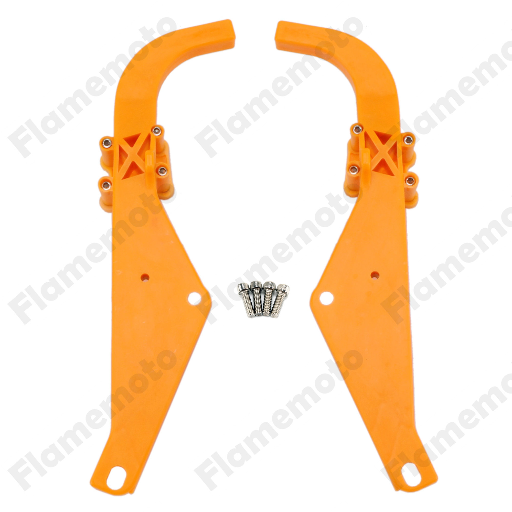 ФОТО Motorbike Accessories Strong Inner Fairing Batwing Support Brackets Motorbike For Harley Touring Electra Street Tri Glide