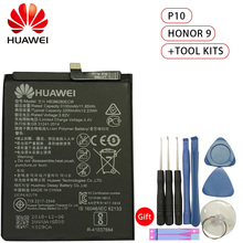 Hua Wei Replacement Phone Battery HB386280ECW 3100mAh For Huawei honor 9 Ascend P10 High Quality Batteries Retail Package +Tools
