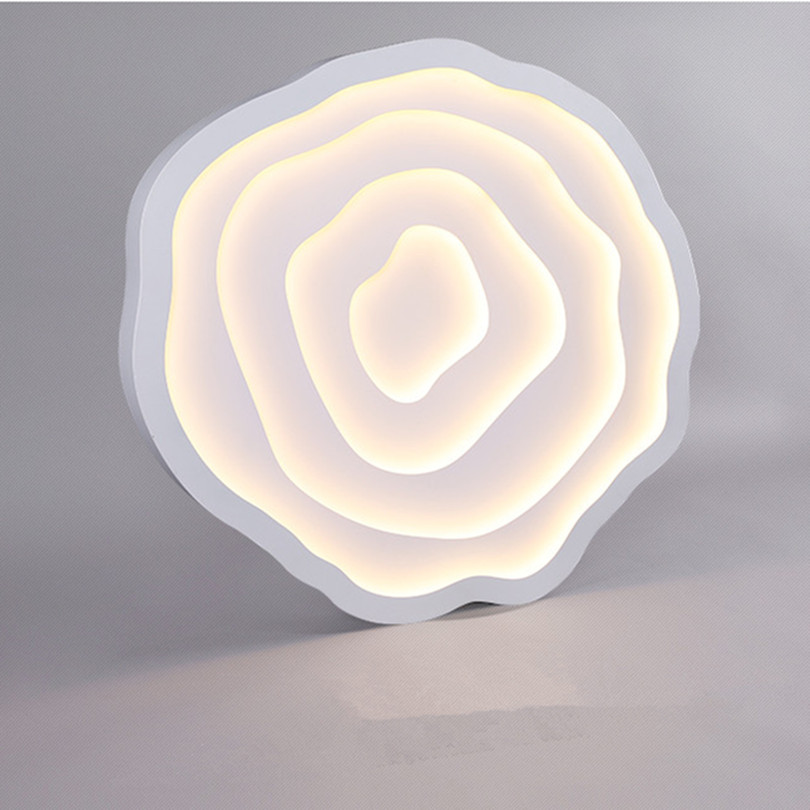 Modern White Aluminum Cloud Led Ceiling Lights Novelty Living Room Dimmable Led Ceiling Lamp Bedroom Led Ceiling Light Fixtures