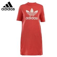 Оригинальное новое поступление, платье с 3 полосками для женщин, спортивная одежда