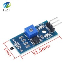Тепловой датчик модуль датчик температуры модуль термистора датчик для Arduino
