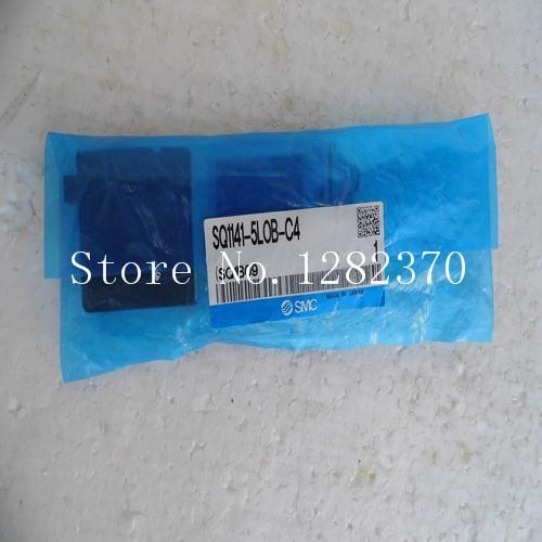 [SA] New Japan genuine original SMC solenoid valve SQ1141-5LOB-C4 spot [sa] new japan genuine original smc solenoid valve vcl41 5dl 10 06 spot