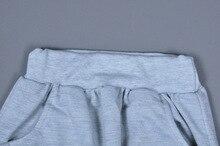 Children Cotton Pants Casual 2 Colors