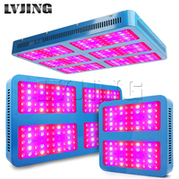 LED Grow Light 1000W 2000W 3000W Full Spectrum Grow Lamps For Medical Flower Plants Vegetative Indoor
