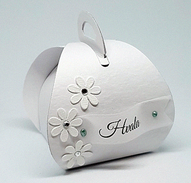 144*159mm Wedding Gift Box Die Metal Cutting Dies Stamps Cards 3D DIY Scrapbooking Craft Die Photo Invitation Cards Decoration