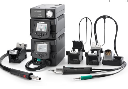 JBC Complete Repair Equipment RMSE-2D Series For C245 Soldering Iron Head, C560 Tin Mouth Series And JN Hot Air