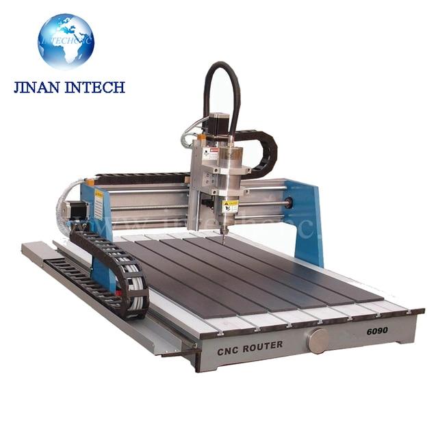 Small Cnc Mill >> Best Choice 5 Axis Cnc Lfg6090 Intechcnc Small Cnc Milling Machine