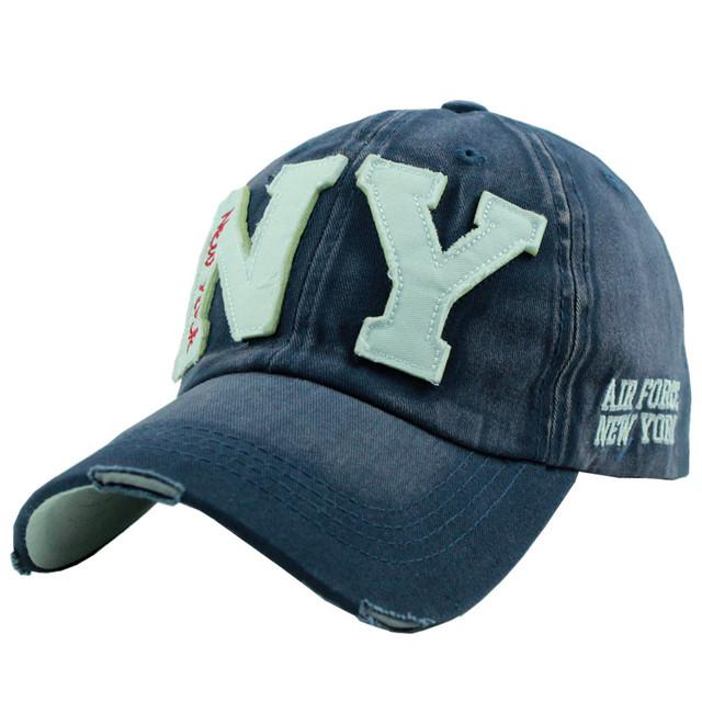 Moda algodão boné de beisebol do chapéu do snapback para mulheres dos homens dos homens viseiras chapéu de sol osso gorras ny bordados caps cap primavera atacado