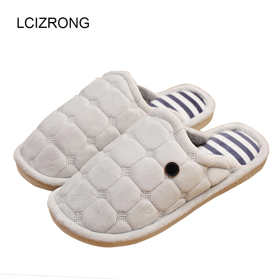Winter Women Plush Home Slippers Non-slip Large Size Warm Animal Slipper Woman Indoor Shoes House Lovers 4 Colors Slippers plush home slippers women winter indoor shoes couple slippers men waterproof home interior non slip warmth month pu leather