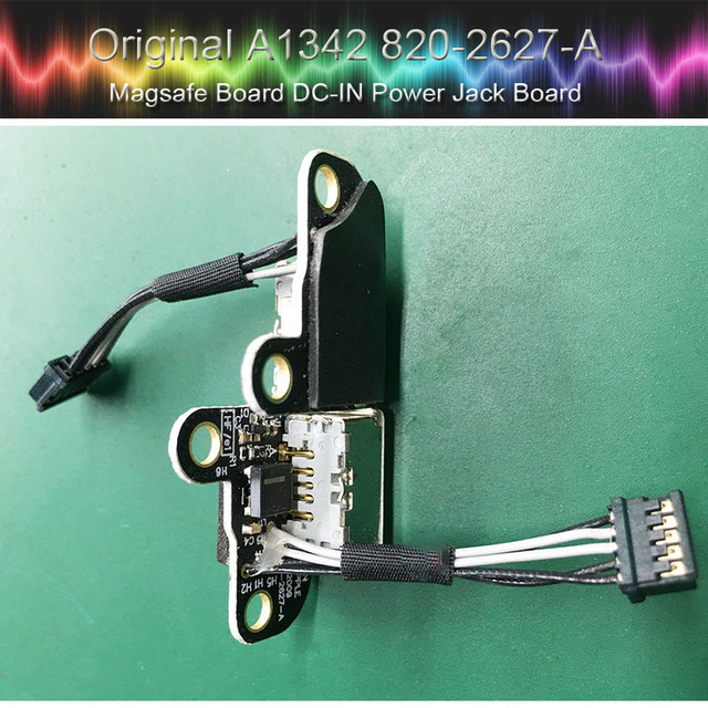 """922-9176 MagSafe board for 13.3 """" For apple Macbook A1342 2.26-2.4 GHz unibody white 820-2627-A"""