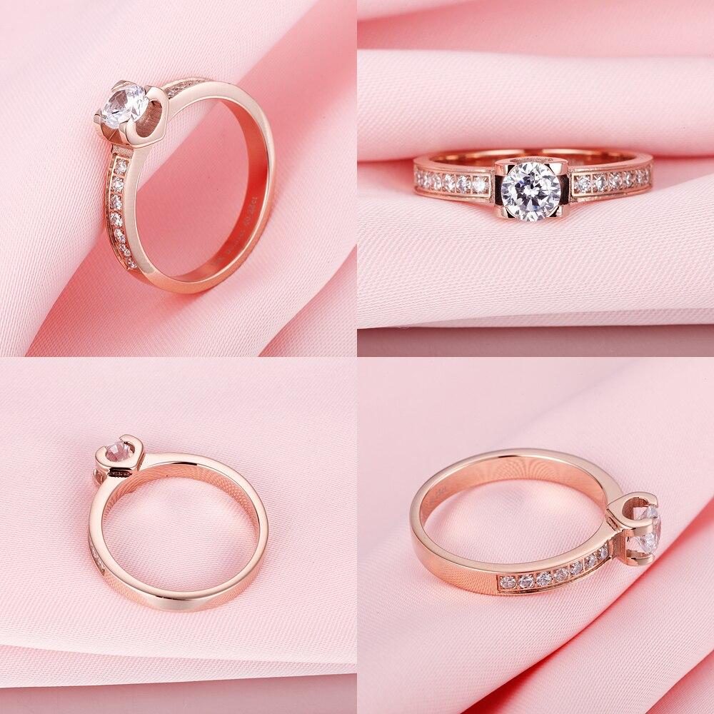 High Quality Women Wedding Ring Christmas Passion Romantic Honey ...