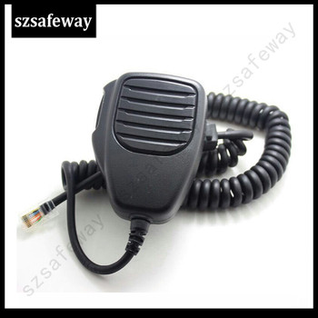 8 Pin Speaker Mic Microphone HM118N For ICOM IC-2720 IC-2725E IC-208H radio - discount item  10% OFF Walkie Talkie Parts & Accessories