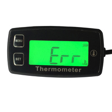 Runleader RL-TM003A Digital TEMP METER thermometer temperature meter for tractor ATV UTV motorcycle engine generator water oil
