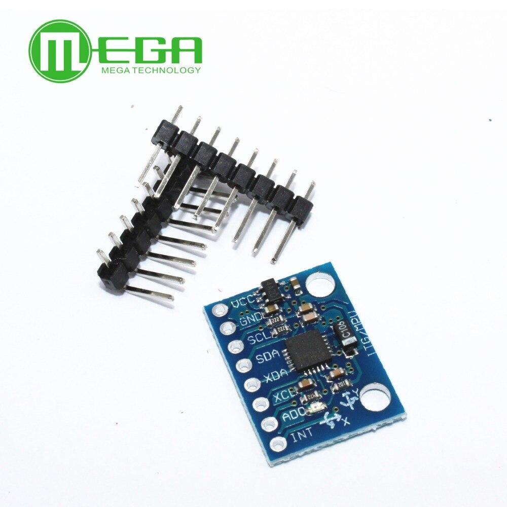 1PCS GY-521 MPU-6050 MPU6050 Module 3 Axis Analog Gyro Sensors+ 3 Axis Accelerometer Module (GY-521)